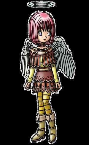 Celestrian Female Dragon Quest IX