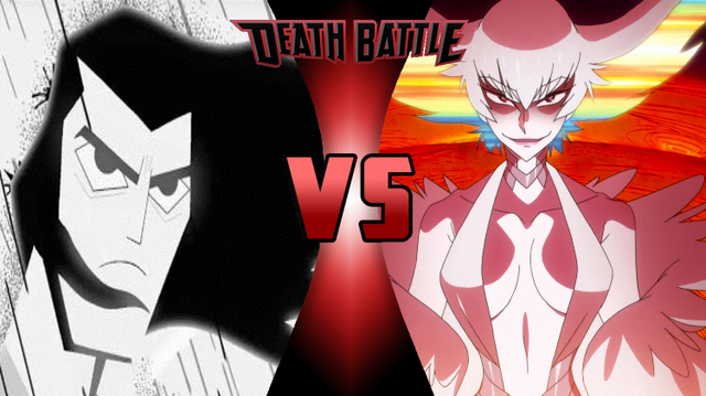 File:Samurai Jack vs Ragyo Kiryuin.png
