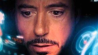 The Avengers Fight Scene Thor vs Iron Man vs Captain America HD-2