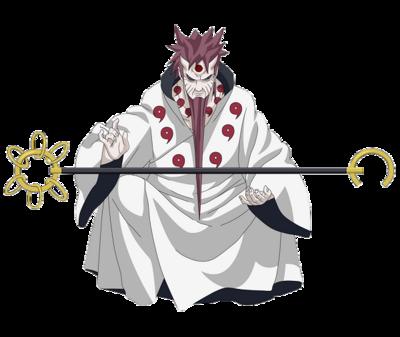 Hagoromo otsutsuki