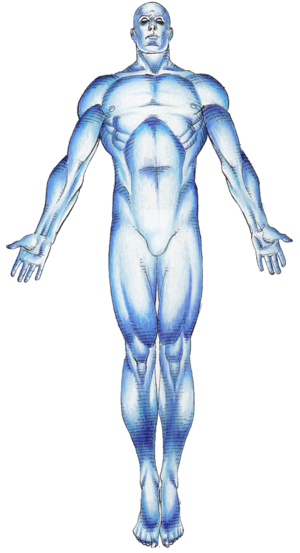 Dr.Manhattan Watchmen