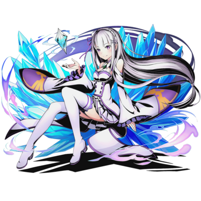 Emilia re zero 2