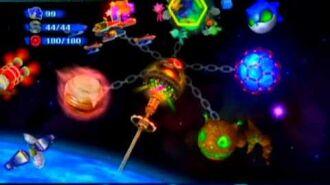 Sonic Colors - Eggman Announcements (PAs) - World Map