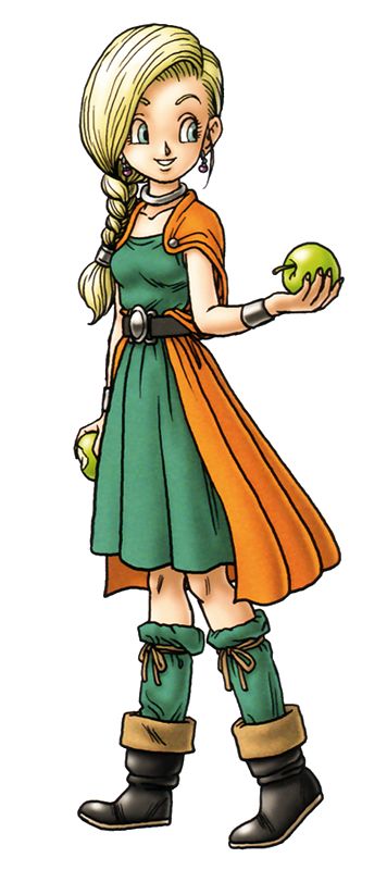 Bianca green apples
