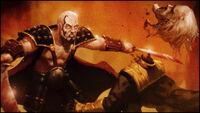 Daegon Kills Argus