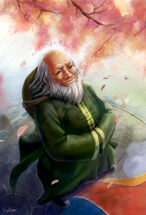 Iroh, The Dragon of the West