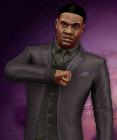 Saints Row IV - Keith David