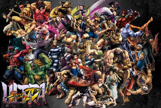 Street FighterIV