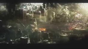 Gamera 2015 Trailer NYCC