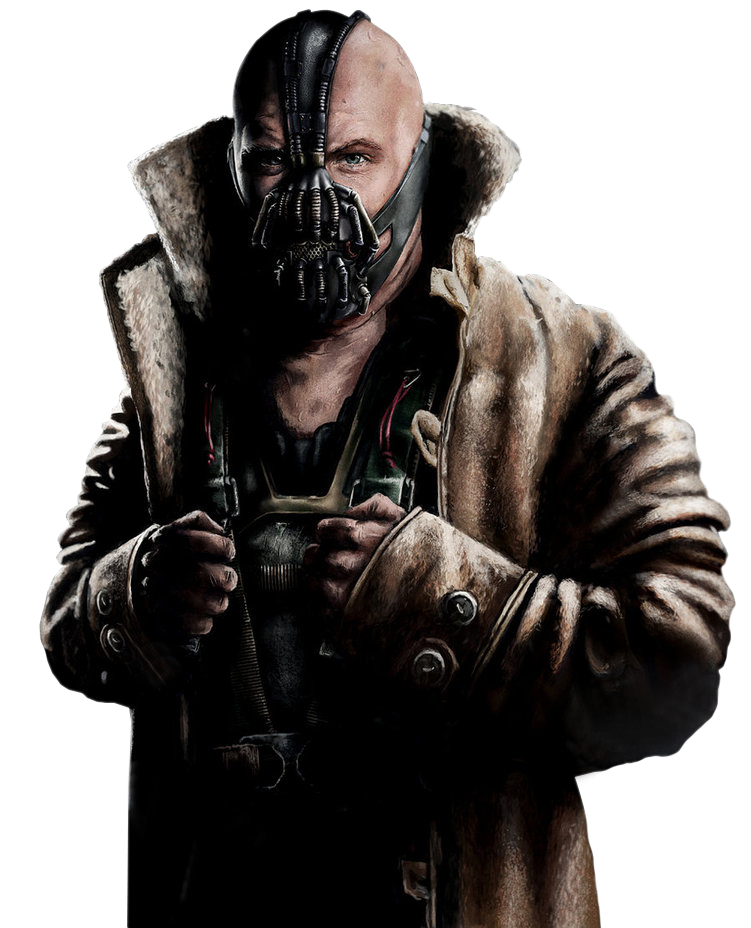 Dark Knight Png Bane (The Dark Knight ...