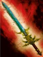 Drach'nyen Daemonsword