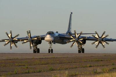 Tu-95MS Engels