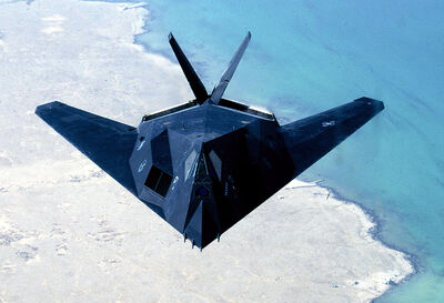 US Air Force F-117 Nighthawk
