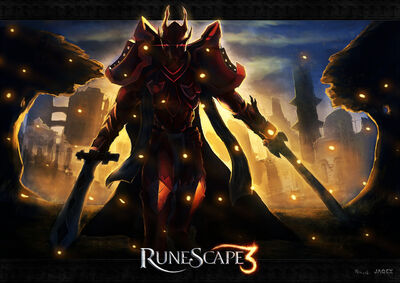 Dragon slayer runescape 3 wallpaper edition by pomarzrs-d6r5zhu