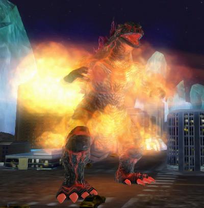 Godzilla Tyrant
