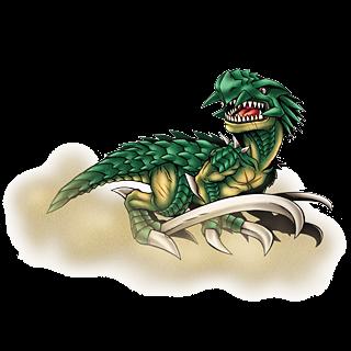 DinorexmonRender