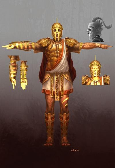 Helios God of War