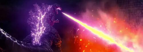 Shin Godzilla Atomic Breath