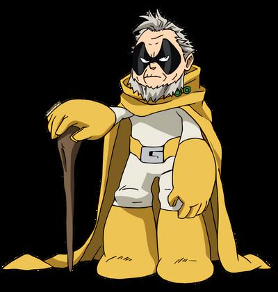 Gran Torino Anime Profile