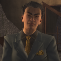 Kazuo Akuji in Room Service