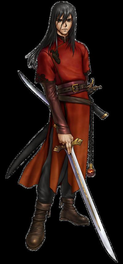 Navarre (Shadow Dragon Artwork)