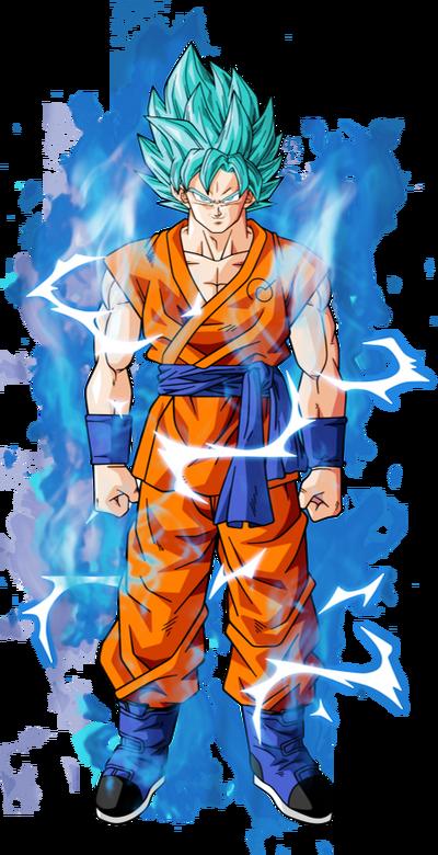 Son goku vs battles wiki fandom powered by wikia - Foto goku super saiyan god ...