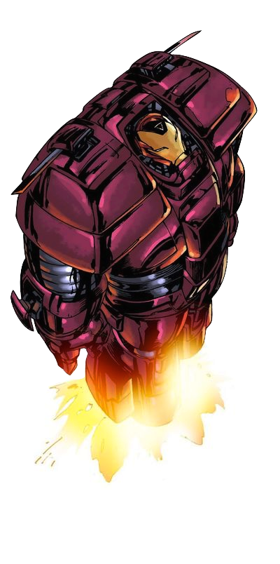 Iron Man Armor Model 36