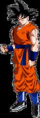 Goku render by los guerreros z by los guereros z-d8jbu4k