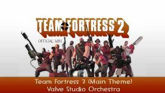 Team Fortress 2 Soundtrack Main Theme