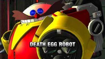 Boss Battle Death Egg Robot