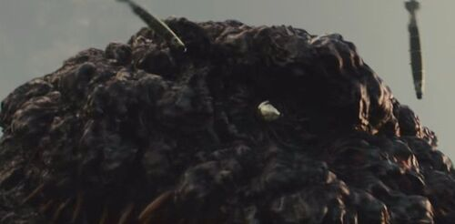 Shin Godzilla Nictating Eye Membrane