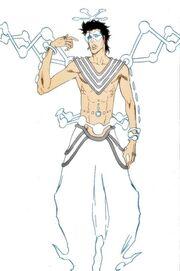 Askin vollstandig hassein shirtless version by ayeta1-d9s9ahe