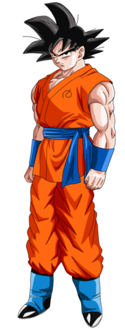 File:Goku Dragon Ball Super.png