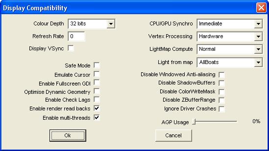 Config8 compatibility