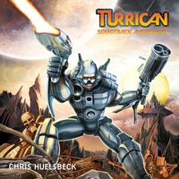 Turrican Soundtrack Anthology cover