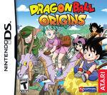 Dragon Ball Origins DS Cover