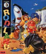 Rodland C64 cover