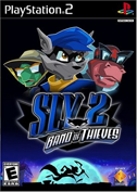 Sly Cooper 2
