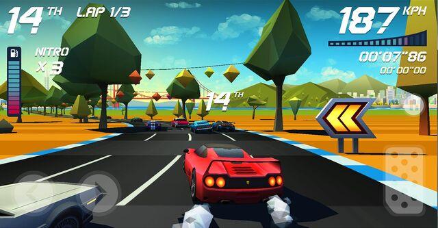 File:Horizon Chase screenshot.jpg