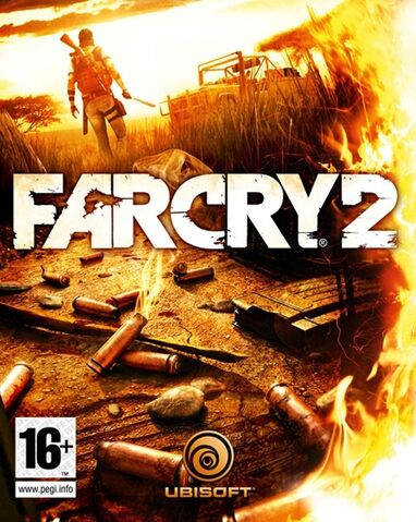 File:Far Cry 2 PC cover.jpg