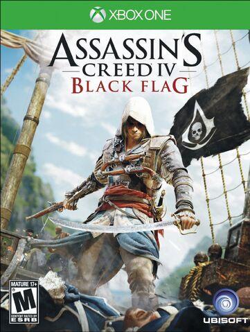 File:Assassins Creed IV Black Flag Xbox One cover.jpg