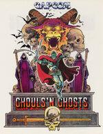Ghouls flyer