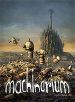 Machinarium-cover art