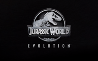 Jurassic World Evolution cover