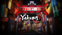 Yakuza 6 cover