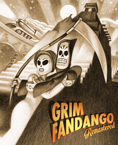 File:Grim Fandango Remastered cover.jpg