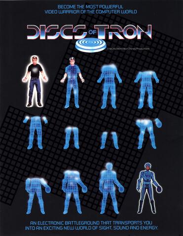 File:Discs of Tron arcade flyer.jpg