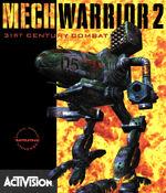 Mechwarrior 2 PC cover