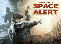 Space alert game