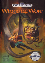 Wings of Wor MD Cover
